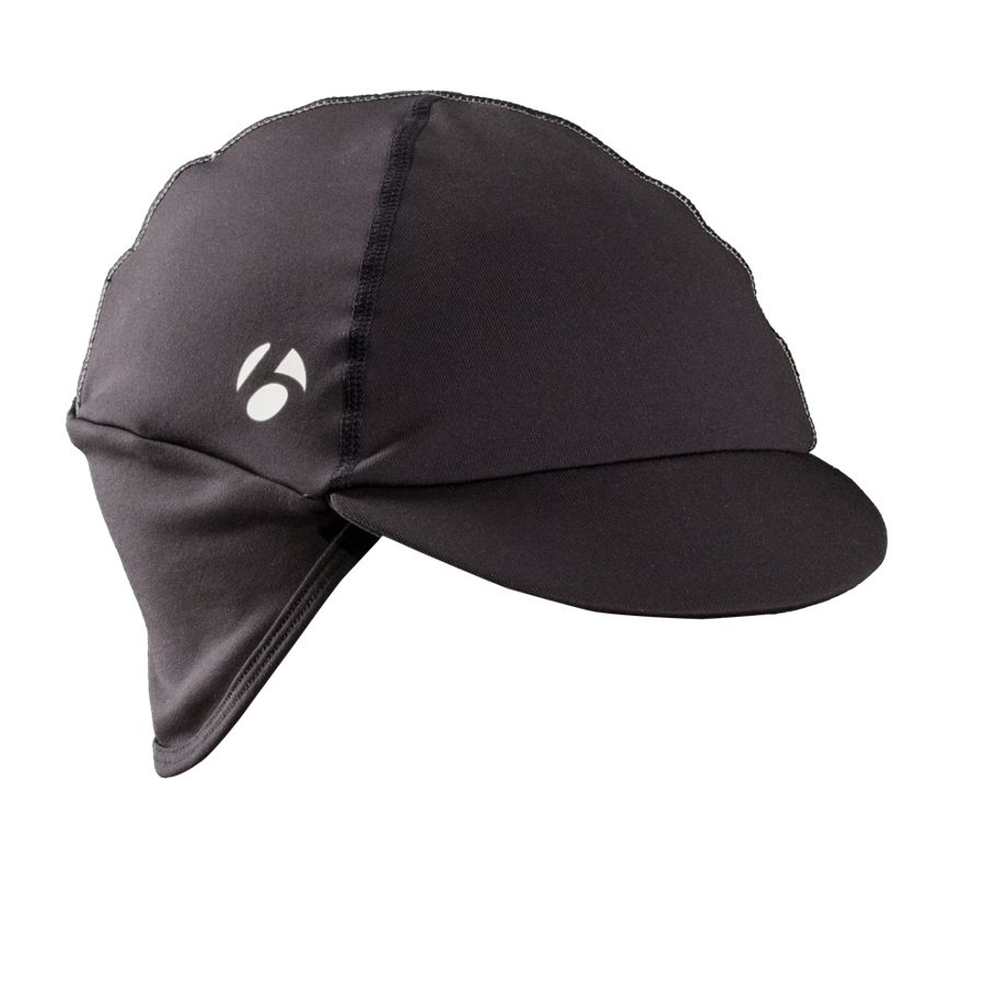 Bontrager Kopfbedeckung Thermal Cycling Cap EG Black