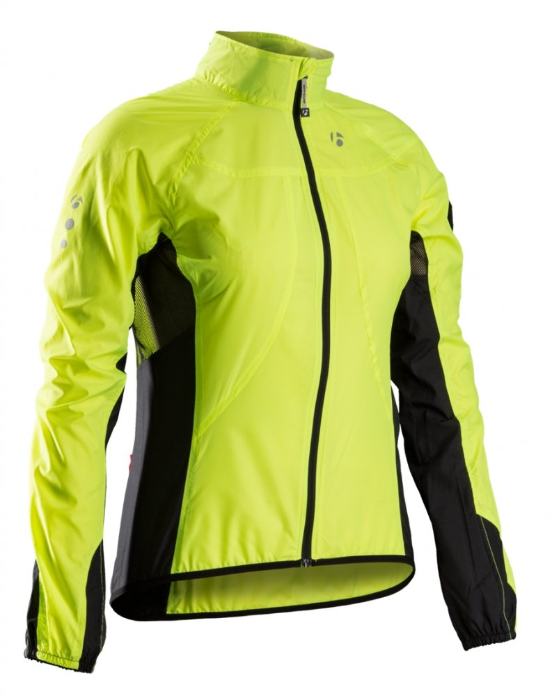 Bontrager Jacke Race Windshell Women's L Visibility Yellow
