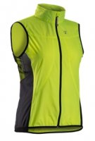 Bontrager Weste Race Windshell Women's M Visibility Yellow