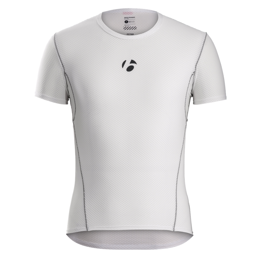 Bontrager Funktionswäsche B1 Short Sleeve L White