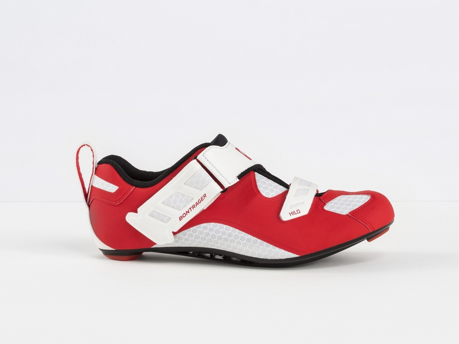 Bontrager Schuh Hilo Men's 45 Red/White