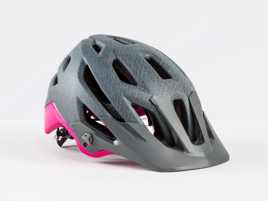 Bontrager Helm Rally MIPS M Grey/Pink CE