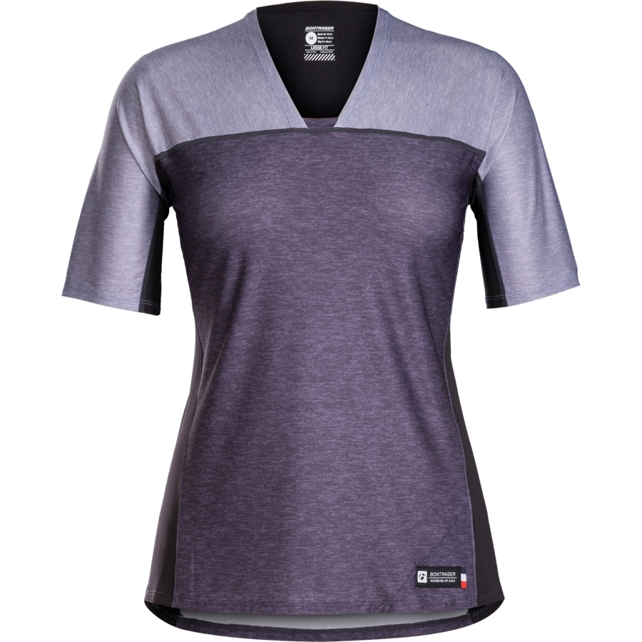 Bontrager Shirt Tario Tech Tee Women's S Anthracite
