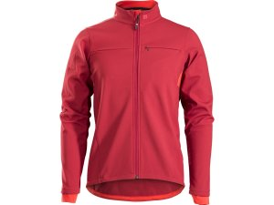 Bontrager Jacke Circuit Softshell L Cobra Blood