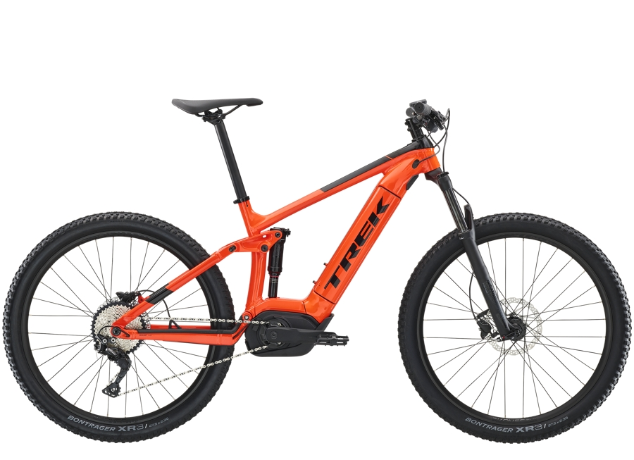 Trek Powerfly FS 5 G2 L Roarange