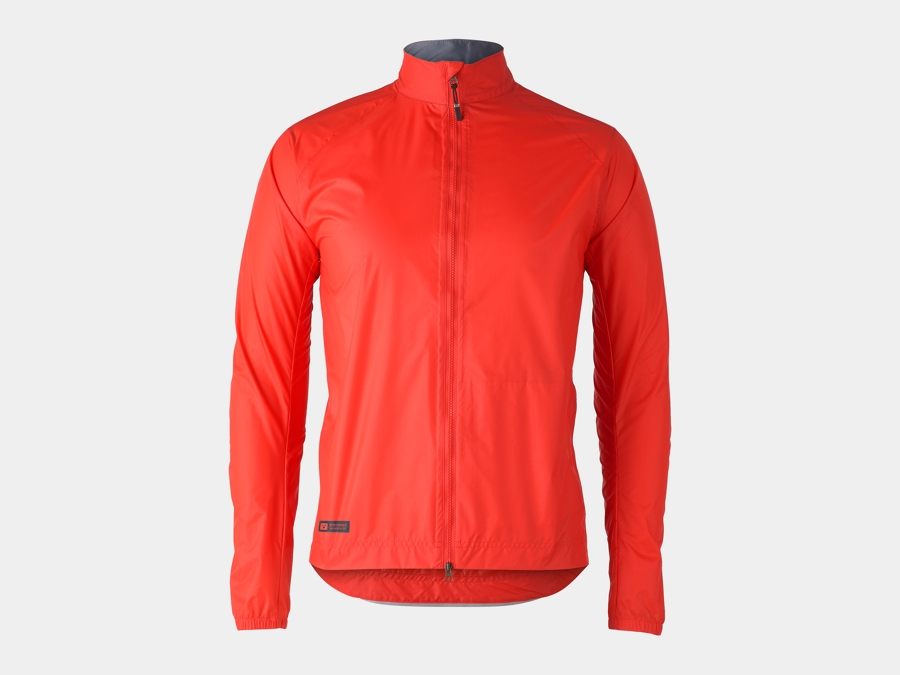 Bontrager Jacket Circuit Rain Medium Radioactive Red