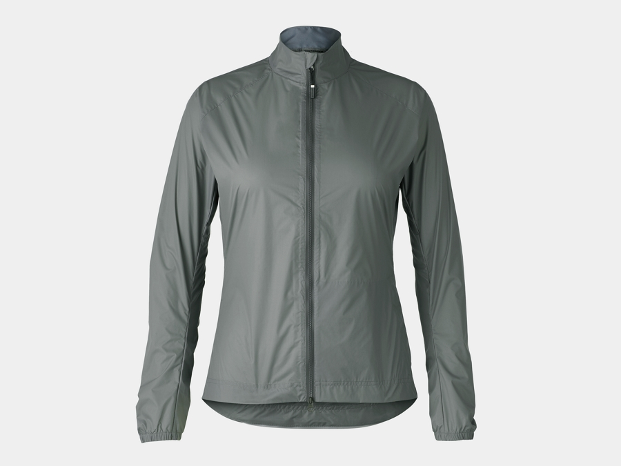 Bontrager Jacket Circuit Rain Women X-Small Solid Charcoal