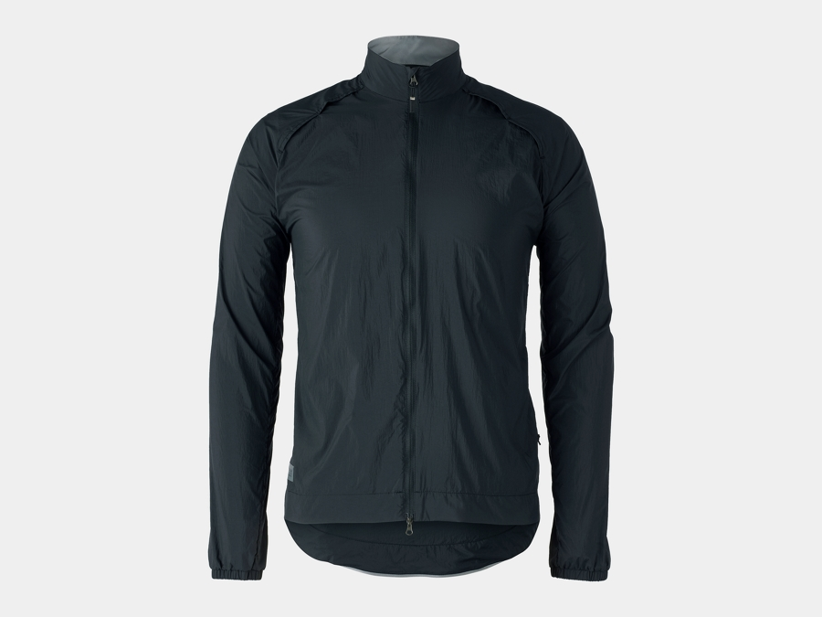 Bontrager Jacke Circuit Wind XL Black