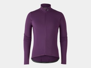 Bontrager Trikot Velocis Thermal Long Sleeve L Mulberry