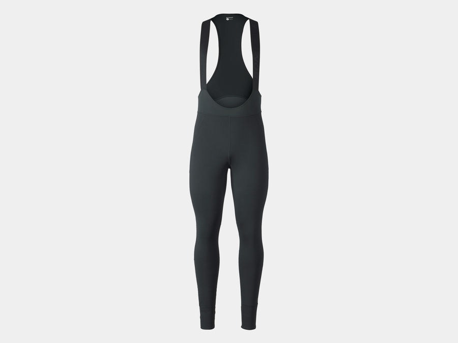 Bontrager Tight Circuit Thermal Unpadded Bib Small Black
