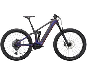 Trek Rail 9.9 S Gloss Purple Phaze/Matte Raw Carbon