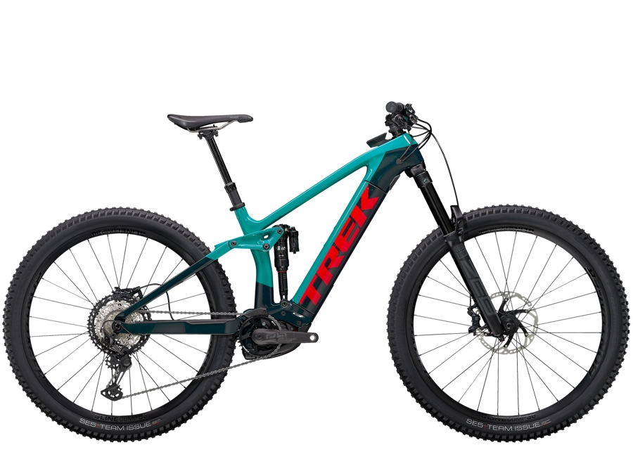 Trek Rail 9.8 XT XL Teal/Nautical Navy