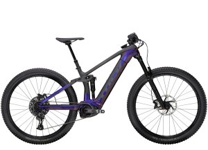 Trek Rail 9.7 S Gloss Purple Phaze/Matte Raw Carbon