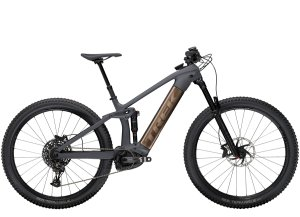 Trek Rail 9.7 XL Solid Charcoal to Root Beer Ano Decal