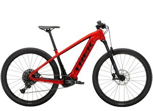 Trek Powerfly 5 S (27.5  wheel) Radioactive Red/Trek Black