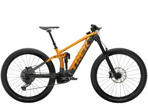 Trek Rail 9 XL Factory Orange/Lithium Grey