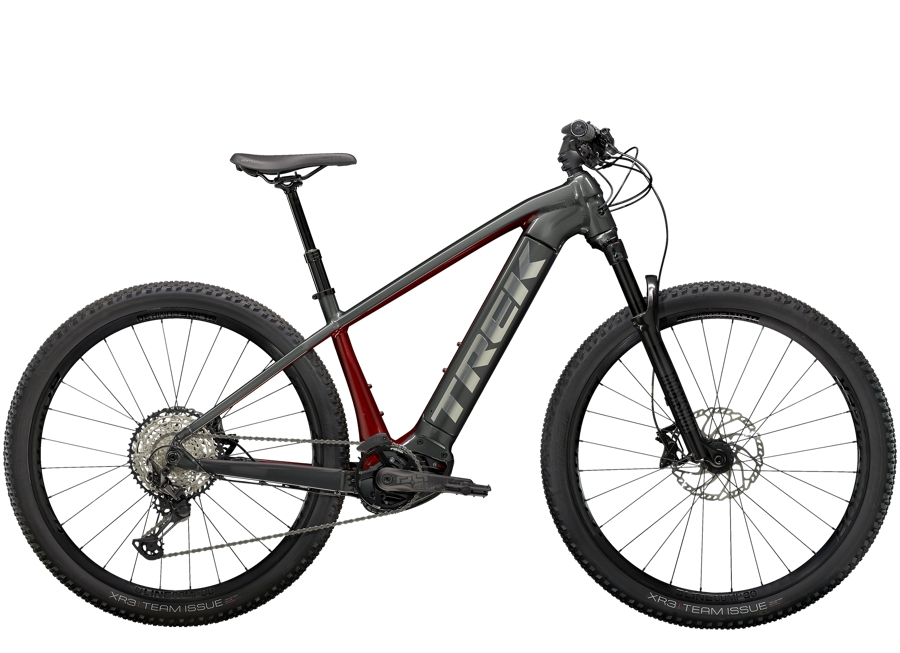 Trek Powerfly 7 XS (27.5  wheel) Lithium Grey/Crimson