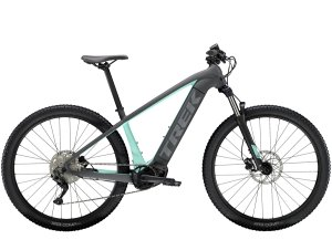 Trek Powerfly 4 625 XL (29  wheel) Matte Solid Charcoal/Matte Miami