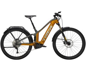 Trek Powerfly FS 4 Equipped L (29  wheel) Factory Orange/Lithium Grey