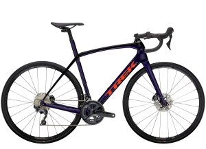 Trek Domane SL 6 47 Purple Abyss/Trek Black