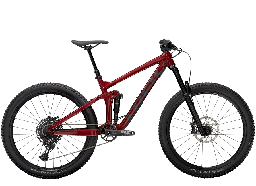 Trek Remedy 7 XL Crimson