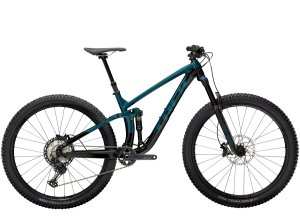 Trek Fuel EX 8 XT L (29  wheel) Dark Aquatic/Trek Black