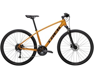 Trek Dual Sport 3 S Factory Orange