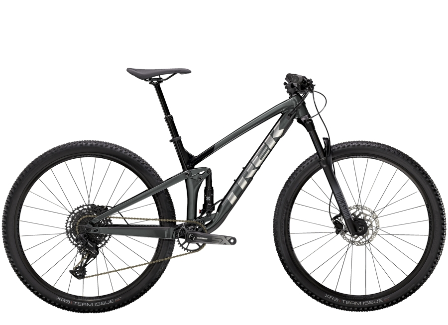 Trek Top Fuel 7 SX ML Lithium Grey/Trek Black