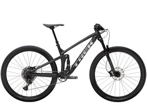 Trek Top Fuel 8 NX ML Satin Trek Black