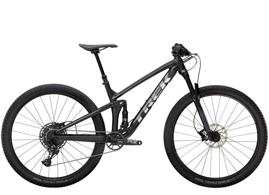 Trek Top Fuel 8 NX L Satin Trek Black