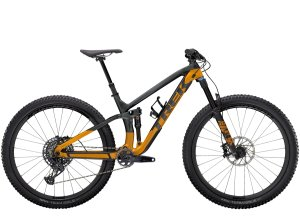 Trek Fuel EX 9.8 GX S (29  wheel) Lithium Grey/Factory Orange