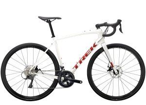 Trek Domane AL 3 Disc 54 Crystal White/Matte Trek Black