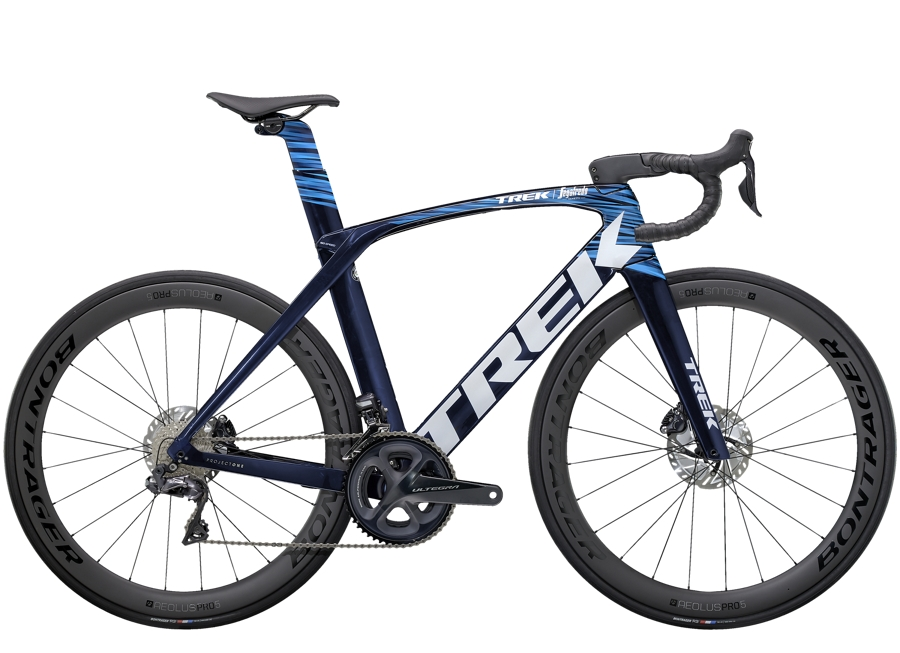 Trek Madone SLR 7 47 Navy Carbon Smoke/Blue