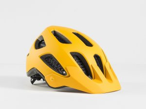Bontrager Helmet Rally WaveCel Small Marigold/Black CE